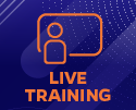 """Live training schedule"""
