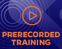 """Prerecorded training sessions"""